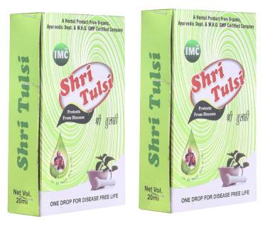 IMC Shri Tulsi Drop Pack of 2