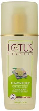 Lotus Herbals Lemonpure Cleansing Milk