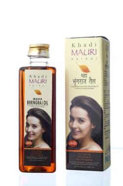 Khadi Mauri Herbal Maha Bhringraj Hair Oil