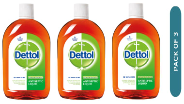 Dettol Antiseptic Liquid Pack of 3