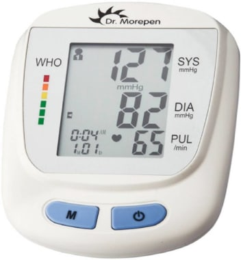 Dr Morepen BP Monitor BP-09