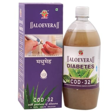 Axiom Aloevera Diabetes Cod-32 Juice