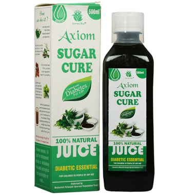 Axiom Sugar Cure Juice