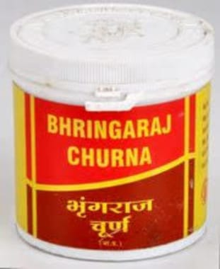 Vyas Bhringaraj Churna Pack of 2