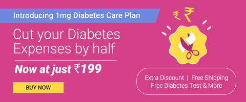 Diabetes Care Plan | 1MG