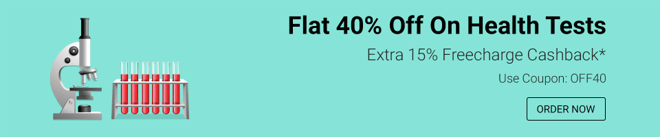 Discount Offers on lab test
