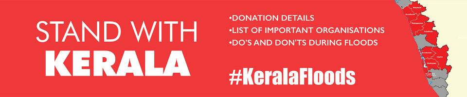 Stand with kerala