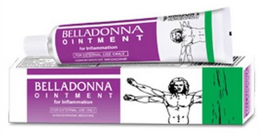 Bakson's Belladonna Ointment