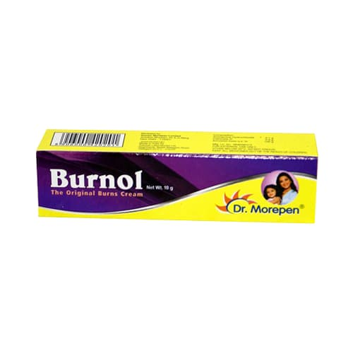 Burnol Cream Images (Brain City)