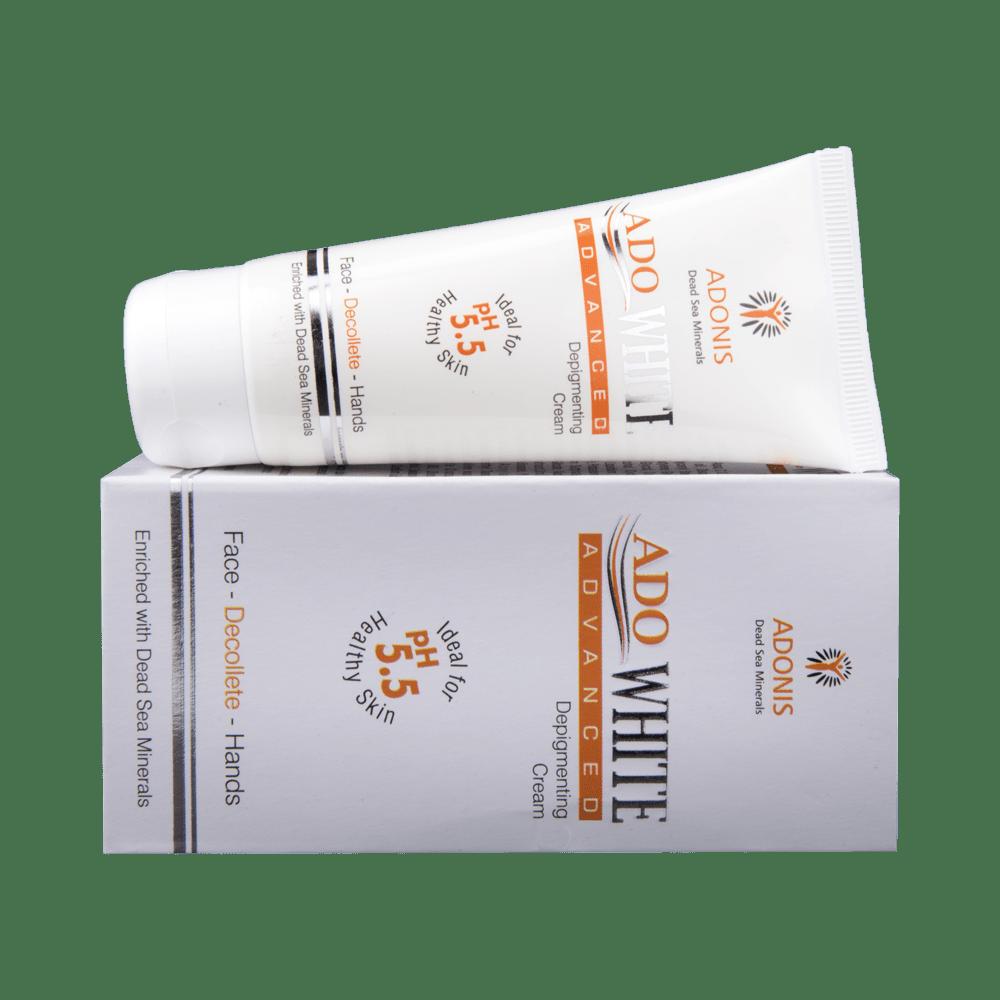 Ado White Advanced Depigmenting Cream