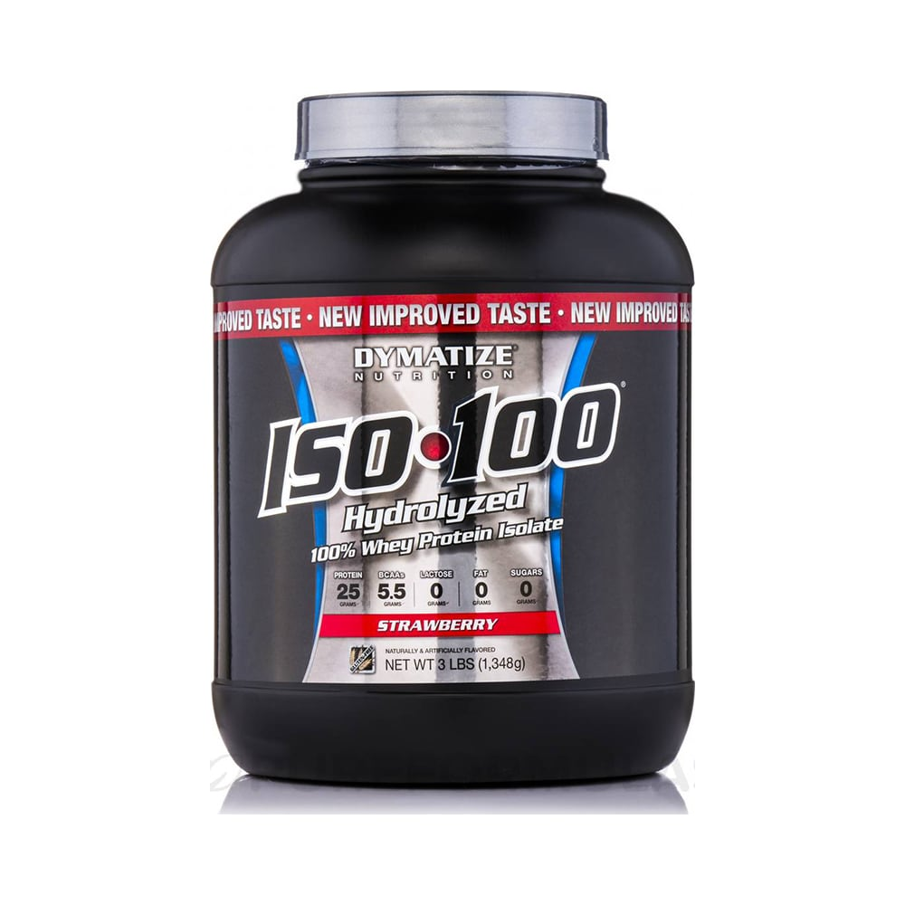 dymatize iso 100 whey protein benefits