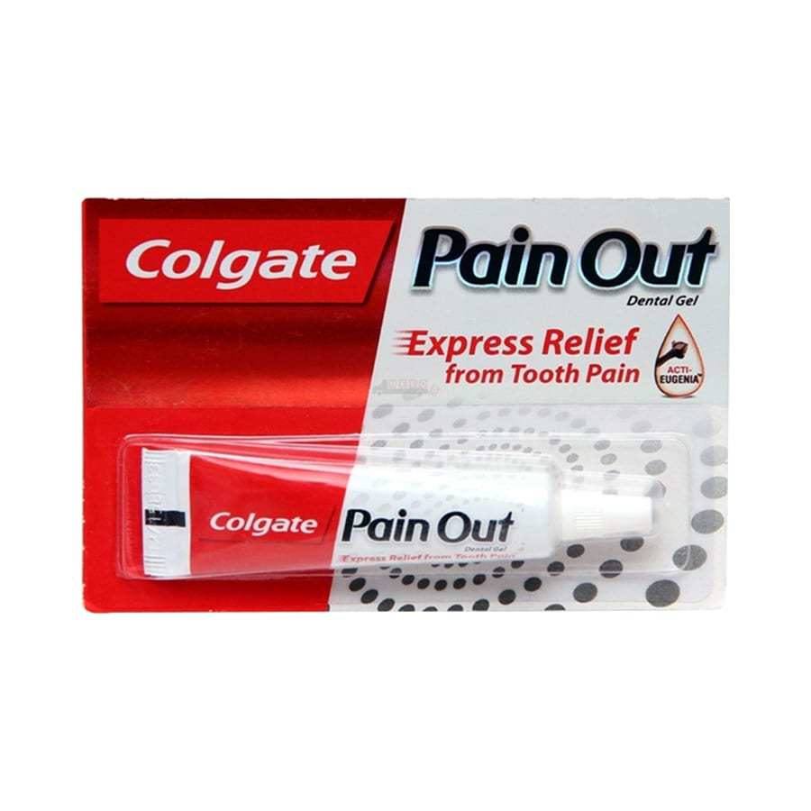 Colgate Pain Out Dental Gel