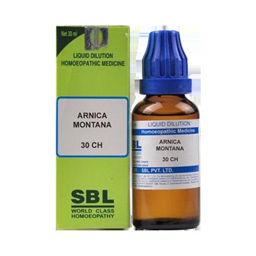 SBL Arnica Montana Dilution 30 CH