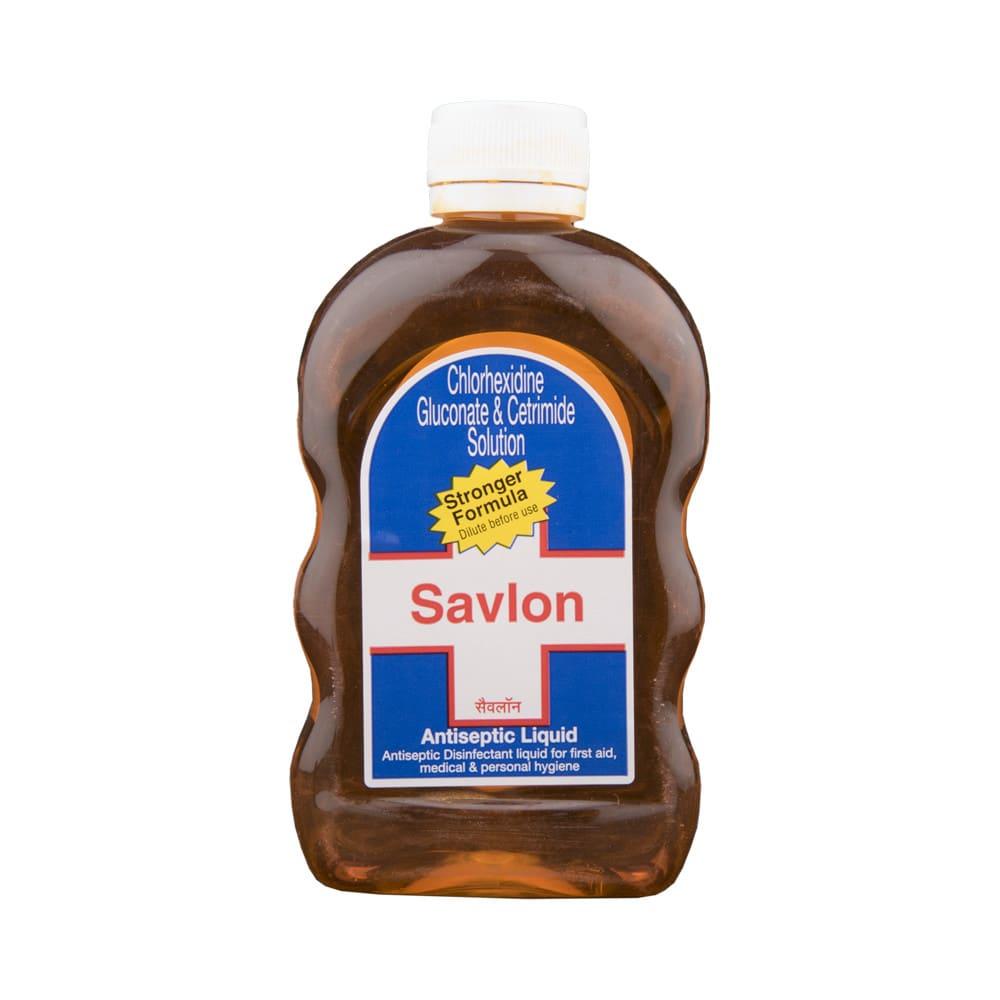 Savlon Antiseptic Liquid Buy 100 Ml At Best Price In India 1mg Dettol