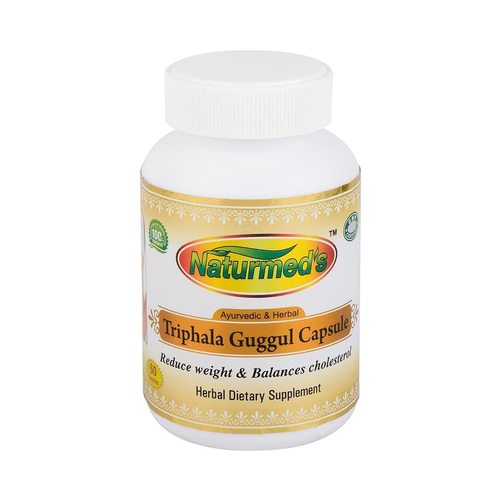 Naturmed's Triphala Guggul Capsule