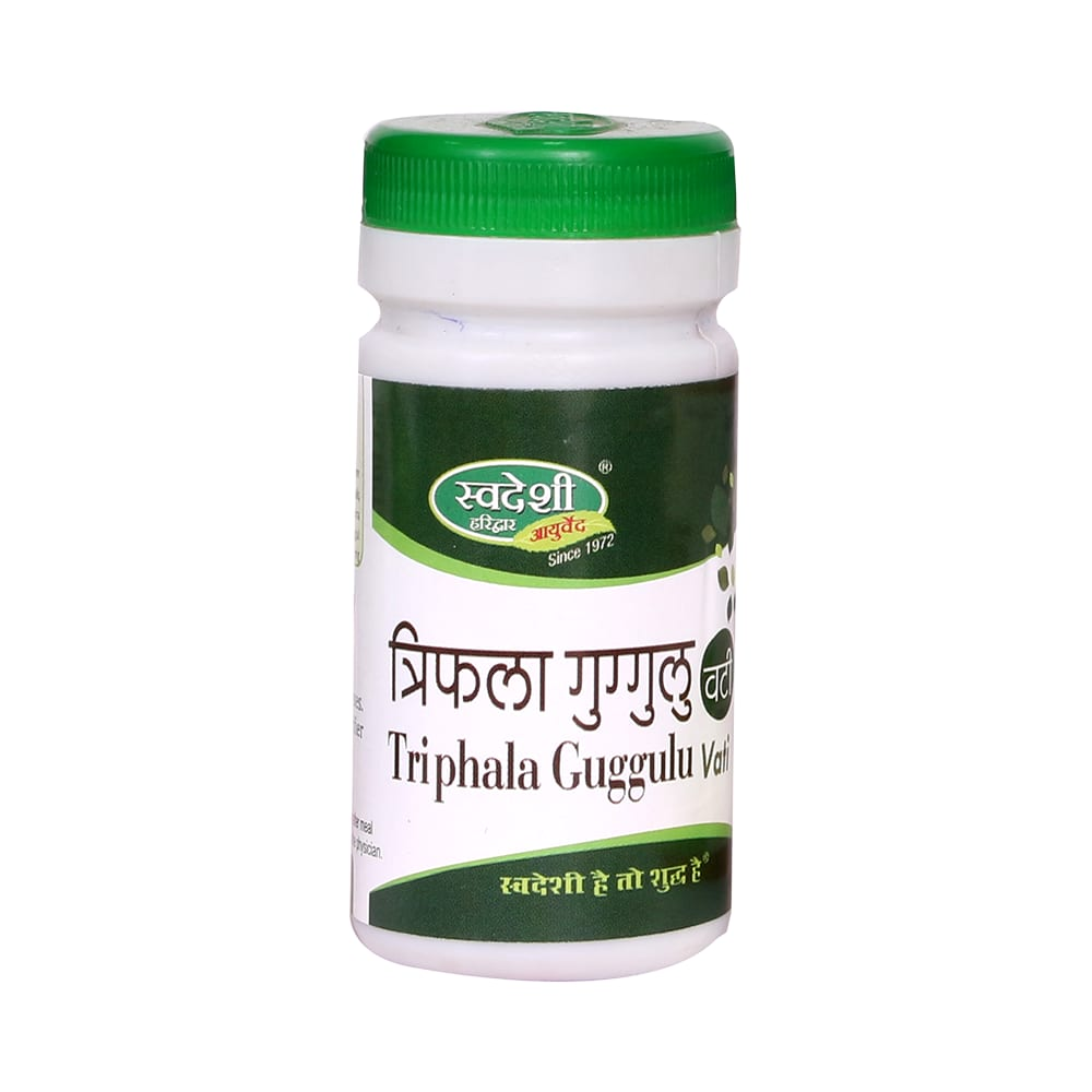 Swadeshi Triphala Guggul Vati