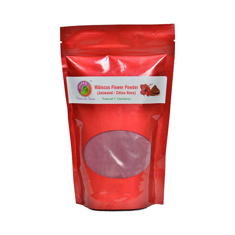Saipro Hibiscus Flower Jaswandchina Rose Powder Buy 200 Gm