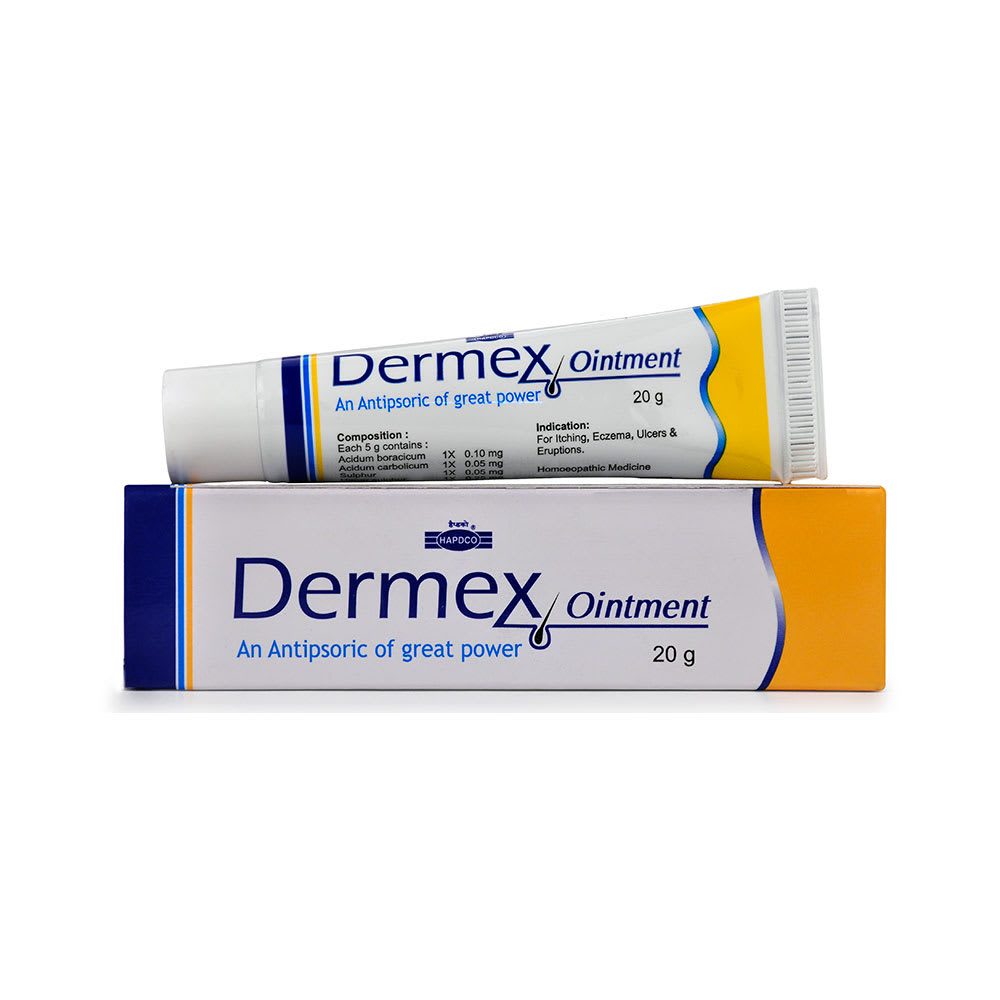 Hapdco Dermex Ointment