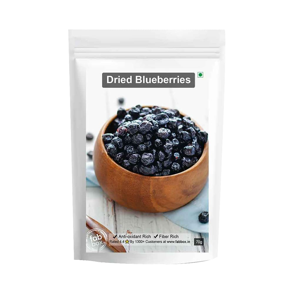 Fabbox Dried Blueberries