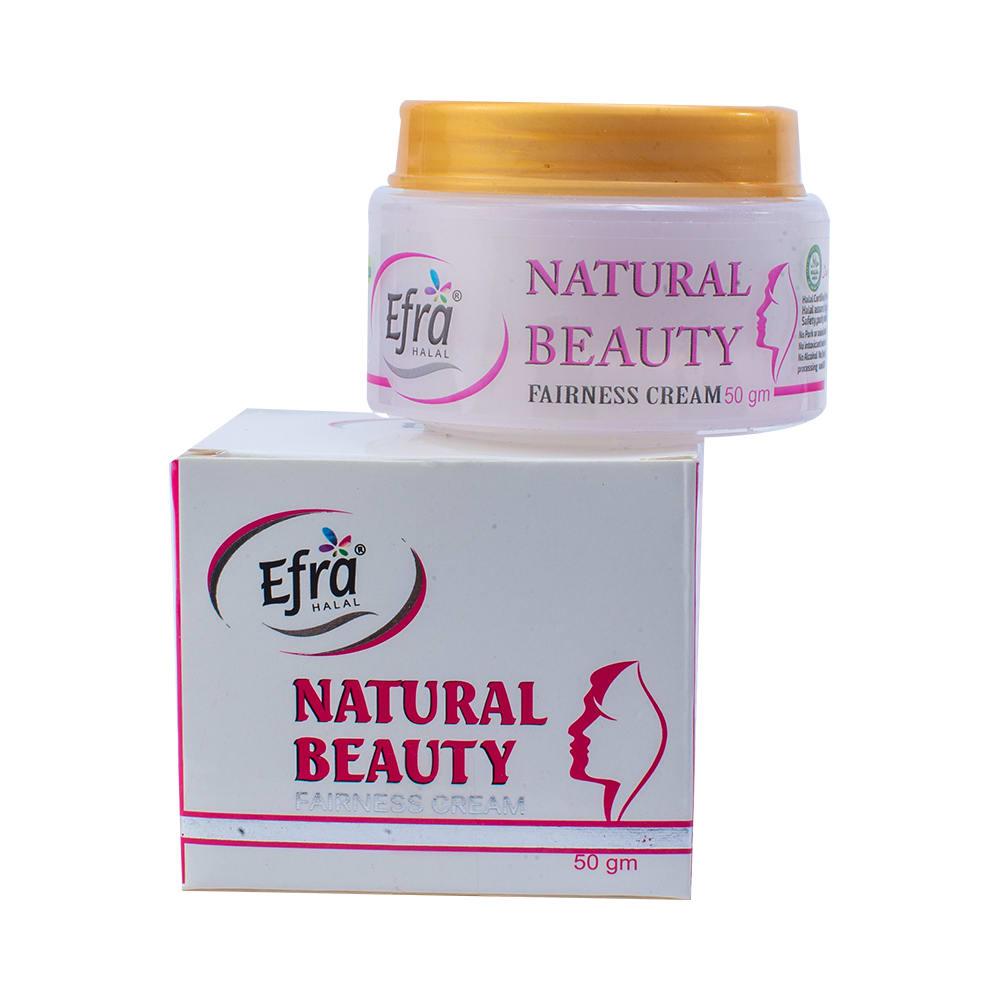 Efra Halal Natural Beauty Fairness Cream