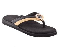 6ca27bc1d2a Dia one orthopedic sandal rubber sole mcp insole diabetic footwear for  women dia 64 size 10  buy 1 pair of sandals at best price in india
