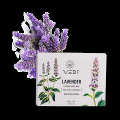 Vedi Castile Soap Bar Lavender