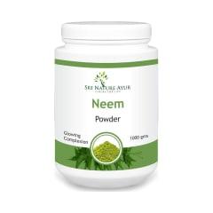 Sri Nature Ayur Neem Powder