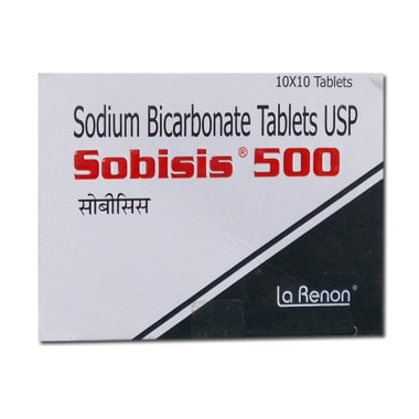 Sobisis 500mg Tablet