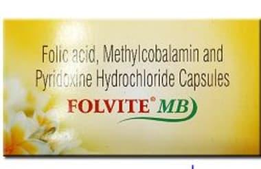 Folvite MB Soft Gelatin Capsule
