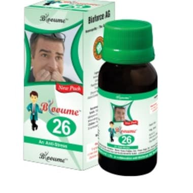 Bioforce Blooume 26 Nervosan Drop