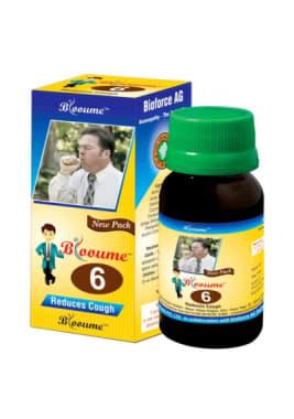 Bioforce Blooume 6 Biotussin Drop