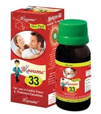 Bioforce Blooume 33 Viryagro +++ Drop