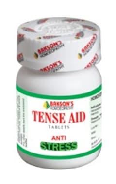 Bakson's Tense Aid Tablet