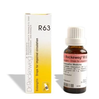 डॉ. रेकेवेग R63 इम्पेयर्ड सर्कुलेशन ड्रॉप