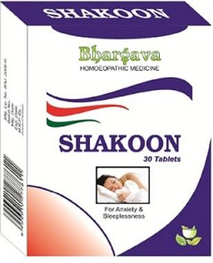 Bhargava Shakoon Tablet