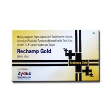 Rechamp Gold Plus Tablet
