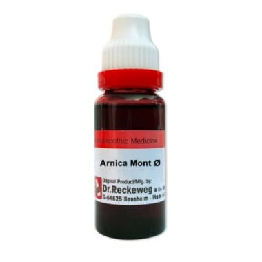Dr. Reckeweg Arnica Mont Mother Tincture Q