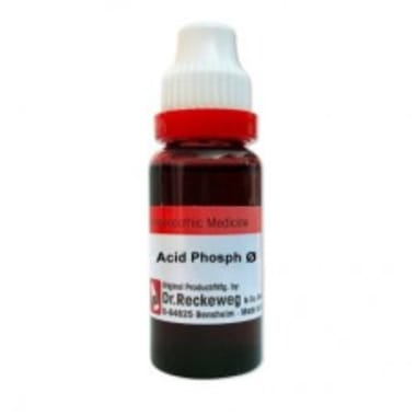 Dr. Reckeweg Acid Phosph Mother Tincture Q