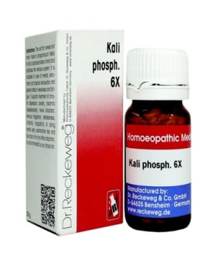 Dr. Reckeweg Kali Phosphoricum Biochemic Tablet 6X