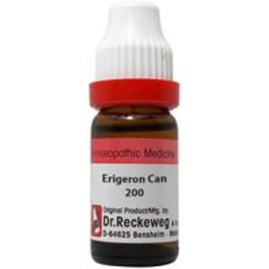Dr. Reckeweg Erigeron Can Dilution 200 CH