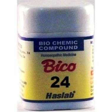 Haslab Bico 24 Biochemic Compound Tablet