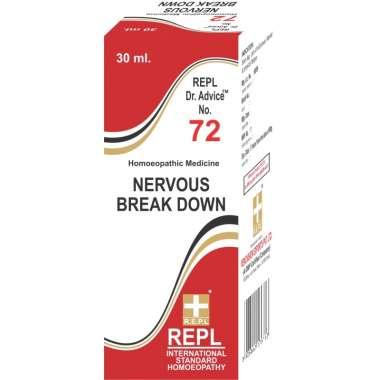 REPL Dr. Advice No.72 Nervous Break Down Drop