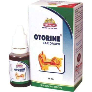 Wheezal Otorine Ear Drop