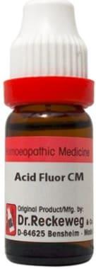 Dr. Reckeweg Acid Fluor Dilution CM CH