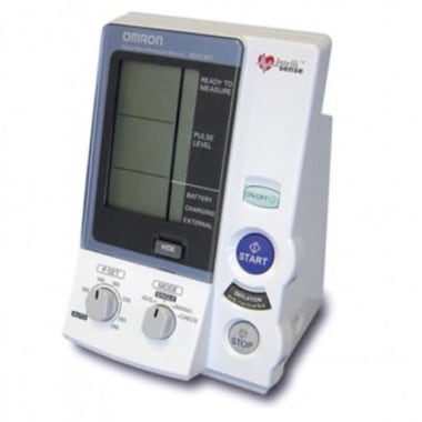Omron HEM-907 Automatic Digital BP Monitor