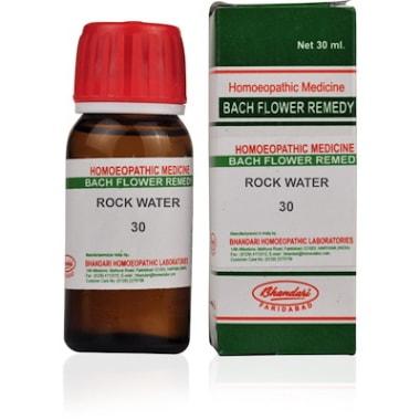 Bhandari Bach Flower Rock Water 30