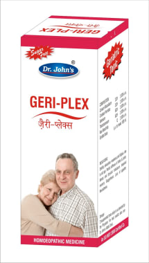 Dr. Johns Geri-Plex Sugar Free Drop