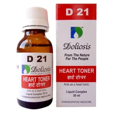 Doliosis D21 Heart Toner Drop