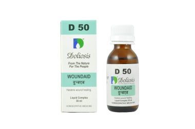 Doliosis D50 Wound Aid Drop