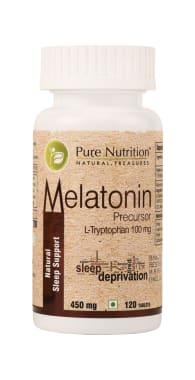 Pure Nutrition Melatonin Precursor Capsule